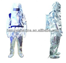 Heat-Insulation Suit /Aluminized Fire Suits for Fire Fighters