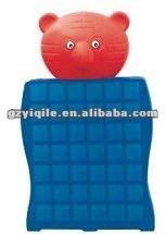 animal shape tea cup shelf plastic child furniture