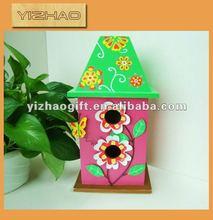 new design wonderful special decorative animal bird house