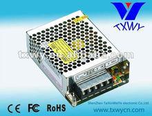 HS-60W-15V DC mini led drive for led strip light