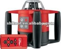 Umwandlung Laserstrahl-HILTI drehender Laser PRI 2