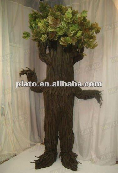 traje de árbol