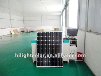 100% TUV standard photovoltaic placas soares 175W