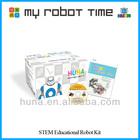 MRT Science Class enlighten plastic building block robotic toys