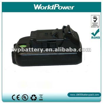 12v 1500mah cordless drill dewalt power tool batteries