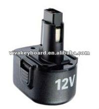 Power Tool Battery for BLACK & DECKER BD-12