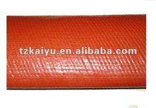 Heavy Duty Agricultural Irrigation PVC Lay Flat Hose 10Bar Work Pressure