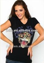 2012 short sleeve womens popular t shirts