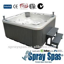hOt tub Good quality Outdoor spa massage wooden bathtub M-370D