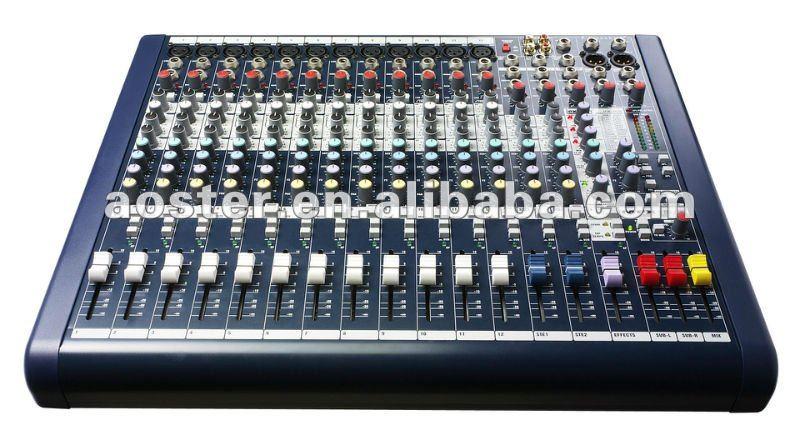 Harga Audio Mixer Audio Mixer Soundcraft Mfx12/2