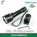 Lanterna elétrica tática do Cree XML T6