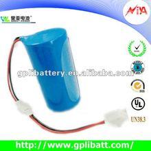 Good quality er26500 3.6v c size lithium dry battery manufacturer