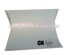 2012 Luxury Paper Pillow box PBSC-070