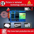 Ce-zertifizierung eps box maschine/eps-schaumstoff box formen fließband