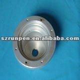 CNC machining aluminium car accessory
