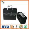 Luxury paper shopping bag printing