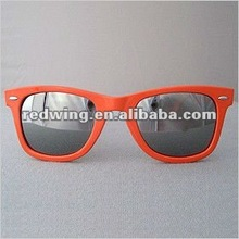 Orange Sunglasses for Holland with EN1836
