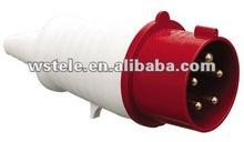 015L/025L IP44 waterproof Industrial plug