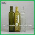 langlebig glas olivenöl flasche