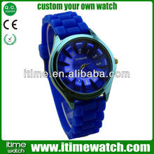 itimewatch trendy scented jelly silicone watch