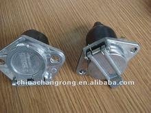 trailer socket 7-pin/trailer plug 7-pin/trailer hub assembly/truck brake assembly