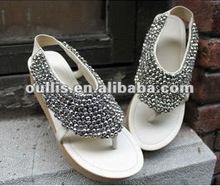 women high platform flip flops sandals designer 2012 cheap fashion shoes LM50