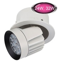 32W LED Adjustable Recessed Downlight