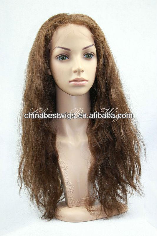 brazilian human hair lace wig