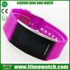 itimewatch blue led digital watch lava style mens sports