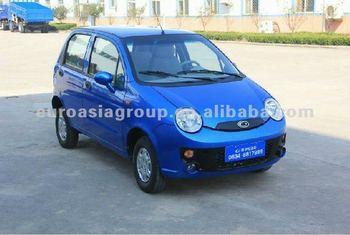 4 doors Smart Electric Car (EEC)