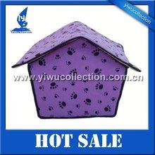 Comfortable fabric pet house,pet products,pet item