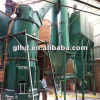Ultrafine Mill Machine for Chrome / Calcite / Manganese / Iron Ore / Quartz/ Bentonite / Felspar Powder Making Plant