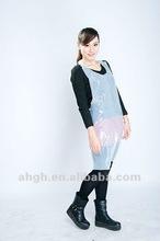 PE apron/Disposable Apron/Plastic apron,2012 New design disposable plastic bibs aprons with various designs