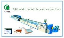 2012 hot SXJZ300 Profile Extrusion Line (zhangjiagang machinery)