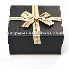 low profile brand paper gift box