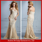 OC-368 Strapless fitted silhouette japanese prom dresses mermaid style prom dresses prom dress