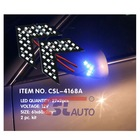 Energy saving car led side mirror light looking for distributor