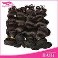 Nueva que viene de calidad superior virgen peruana 100% del pelo del pelo humano la más hermosa de estilo italiano de onda