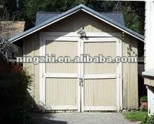 2012 modular prefab garage