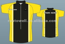 2013 Short Sleeve sublimation sportswear With Printing, / pro team cycling jersey / skoda cycling jersey