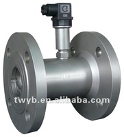 pulse/ 4~20mA digital turbine flow meter sensor