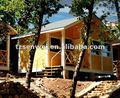 خشب المنزل لقضاء عطلة; استعداد-- بنيت البيت; شاليه; كوخ خشبي