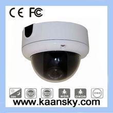 sony EFFIO CCD waterproof vandal dome camera