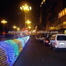 Street decorative high quality 220v led net light