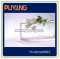 3.2mm de la pared de la ventana templado solar panel de revestimiento de vidrio