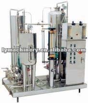 Carbonated soft drink making machine beverage drink mixer soft drink mixer