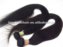 2013 most popular 24inch STW 100g human hair weaving