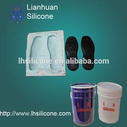 Shoe Mold Silicone, RTV Silicone, Mold making silicone