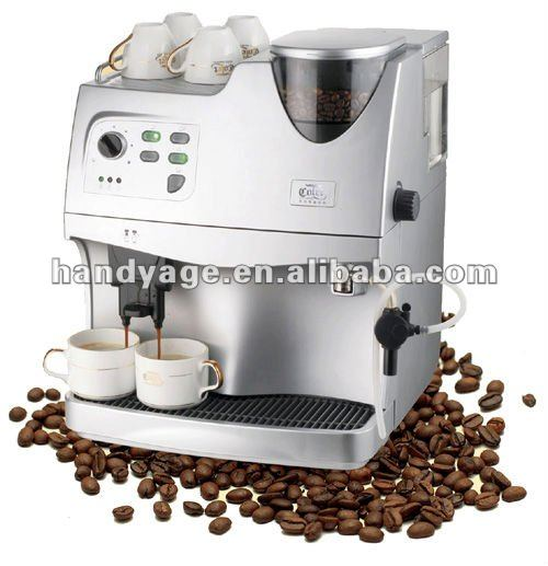[Handy-Age]-Automatic Espresso Coffee Machine ( HK1900-025 )