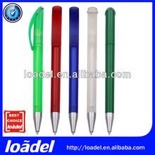 2014 plastic logo pen for promotional